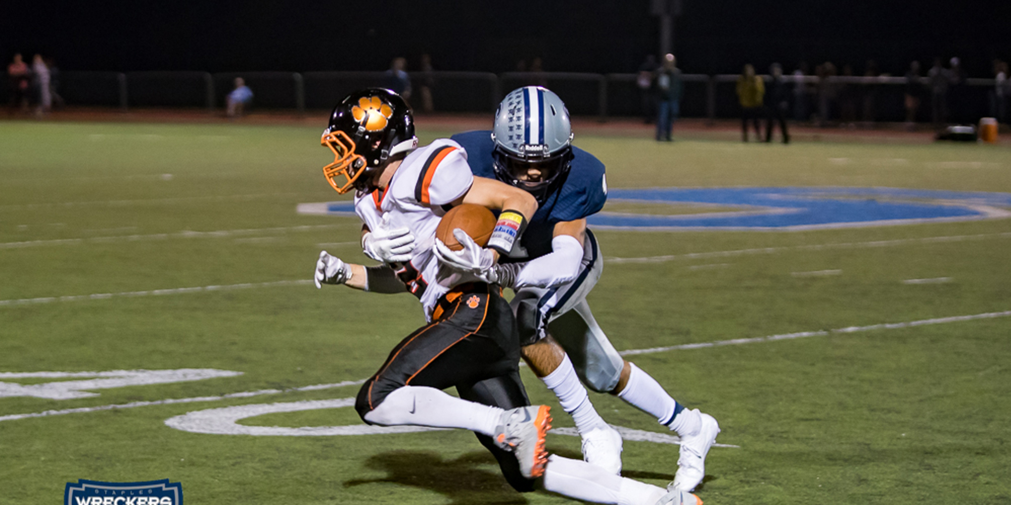 Late Touchdown Lifts Ridgefield