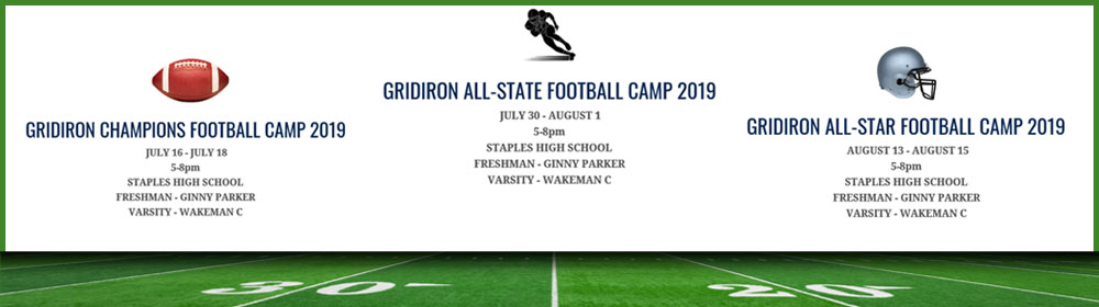 Staples Gridiron Summer Camps
